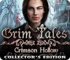 Žaidimas Grim Tales: Crimson Hollow Collector's Edition