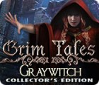 Žaidimas Grim Tales: Graywitch Collector's Edition