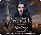 Žaidimas Grim Tales: Heritage Collector's Edition