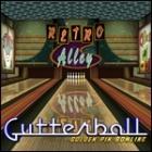 Žaidimas Gutterball: Golden Pin Bowling