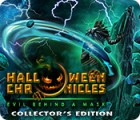 Žaidimas Halloween Chronicles: Evil Behind a Mask Collector's Edition