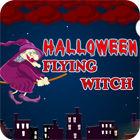 Žaidimas Hallooween Flying Witch