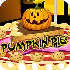 Žaidimas Halloween Pumpkin Pie