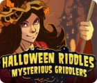 Žaidimas Halloween Riddles: Mysterious Griddlers