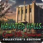 Žaidimas Haunted Halls: Green Hills Sanitarium Collector's Edition