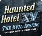 Žaidimas Haunted Hotel XV: The Evil Inside Collector's Edition