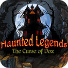 Žaidimas Haunted Legends: The Curse of Vox Collector's Edition