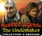 Žaidimas Haunted Legends: The Undertaker Collector's Edition