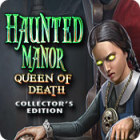 Žaidimas Haunted Manor: Queen of Death Collector's Edition