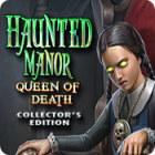 Žaidimas Haunted Manor: Queen of Death Collector's Edition