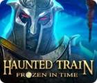 Žaidimas Haunted Train: Frozen in Time
