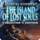 Žaidimas Haunting Mysteries: The Island of Lost Souls Collector's Edition