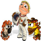 Žaidimas Hedgehogs in Space