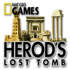 Žaidimas National Georgaphic Games: Herod's Lost Tomb