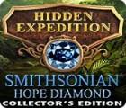 Žaidimas Hidden Expedition: Smithsonian Hope Diamond Collector's Edition
