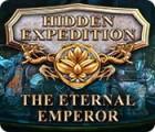 Žaidimas Hidden Expedition: The Eternal Emperor