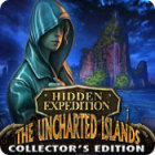 Žaidimas Hidden Expedition: The Uncharted Islands Collector's Edition