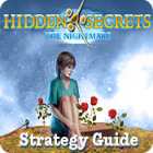 Žaidimas Hidden Secrets: The Nightmare Strategy Guide