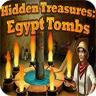 Žaidimas Hidden Treasures: Egypt Tombs