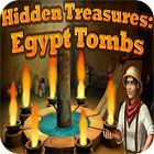 Žaidimas Hidden Treasures: Egypt Tombs