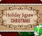 Žaidimas Holiday Jigsaw Christmas