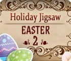 Žaidimas Holiday Jigsaw Easter 2