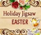 Žaidimas Holiday Jigsaw Easter