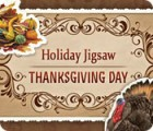 Žaidimas Holiday Jigsaw Thanksgiving Day