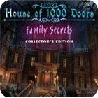 Žaidimas House of 1000 Doors: Family Secrets Collector's Edition