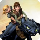 Žaidimas How to Train Your Dragon Memory Game
