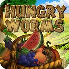 Žaidimas Hungry Worms