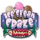 Žaidimas Ice Cream Craze: Tycoon Takeover