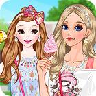 Žaidimas Ice Cream Girls