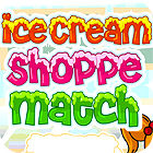 Žaidimas Ice Cream Shoppe Match