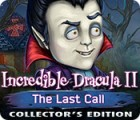 Žaidimas Incredible Dracula II: The Last Call Collector's Edition