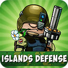 Žaidimas Islands Defense