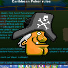 Žaidimas Island Caribbean Poker