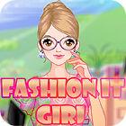 Žaidimas IT Girl Dress Up