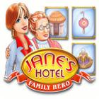 Žaidimas Jane's Hotel: Family Hero