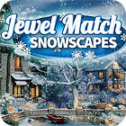 Žaidimas Jewel Match: Snowscapes