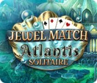Žaidimas Jewel Match Solitaire Atlantis
