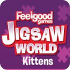 Žaidimas Jigsaw World Kittens
