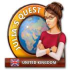 Žaidimas Julia's Quest: United Kingdom