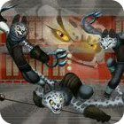 Žaidimas Kung Fu Panda 2 Legend of the Wu Sisters
