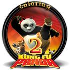 Žaidimas Kung Fu Panda 2 Color