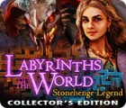 Žaidimas Labyrinths of the World: Stonehenge Legend Collector's Edition