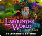 Žaidimas Labyrinths of the World: Fool's Gold Collector's Edition