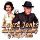 Žaidimas Laura Jones and the Secret Legacy of Nikola Tesla