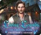 Žaidimas Living Legends: The Crystal Tear Collector's Edition