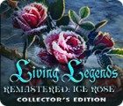 Žaidimas Living Legends Remastered: Ice Rose Collector's Edition